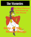 The vixenettes add poster by trexking45