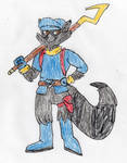 Sly Cooper the greatest thief by trexking45
