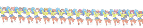 YAY HIGH Cheer-vixens by trexking45