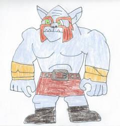 Big Troll (6) by trexking45