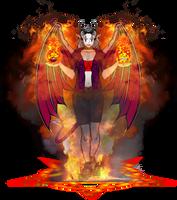 Request: Valshiur The Lilim by Amanacer-Fiend0