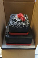 Wedding cake 194 by ninny85310