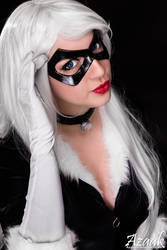 Black Cat - Marvel by Azaak