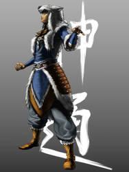 Avatar-korra by 30601064