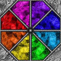 Colour Wheel by TyrantWave