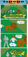 Ispepo comic 2 Wizard of oz by candy-sugargirl