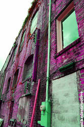 colored building by mikedestructive