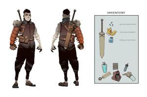 Infra Adventurer by BrotherBaston