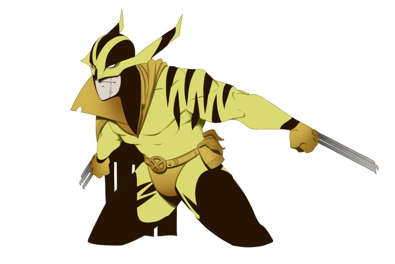 Wolverine Redesign by BrotherBaston