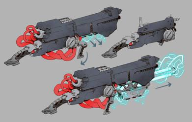 Voltaic Shotgun by BrotherBaston