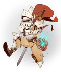 Warp Knight by BrotherBaston