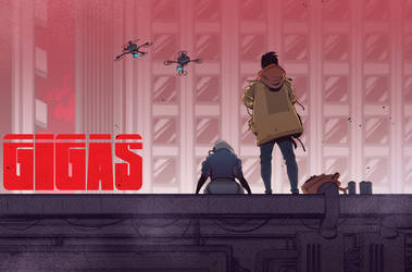 Gigas Urban 2 by BrotherBaston