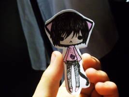 Ritsuka Paper baby :3 by chibisushi1