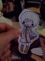 Paper Baby for Tatumuu C: by chibisushi1