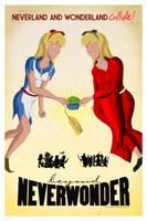 Beyond Neverwonder 1940s Style by tekitsune