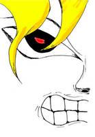 Garin - Face Concept by tekitsune