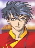 Fushigi Yuugi: Tamahome by tekitsune