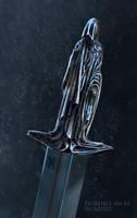 Mourner Dagger by Ellana333