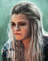 Clarke Griffin by Ellana333