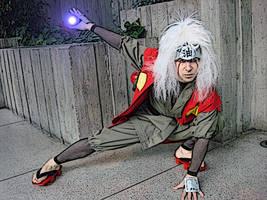 Master's Rasengan - Kenshiro by pokopsichosis