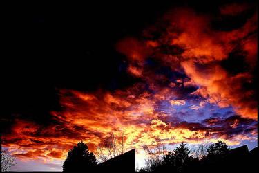 on fire by alexmayr