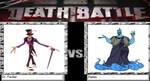 Disney Villains Death Battle 1 by gxfan537