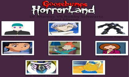 My Goosebumps Horrorland Book 5 by gxfan537