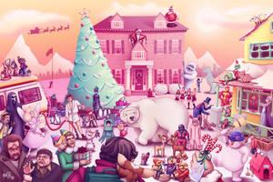 Christmas-palooza by whysoawesome