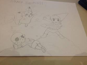 Super Smash bros. by Pikafan10