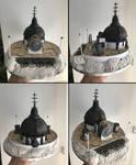 WIP Tech-Stupa-5 by edthomasten