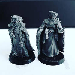 Magnates of the Iron Conclave WIP by edthomasten