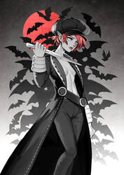 Vampire Luda by yukkeKY