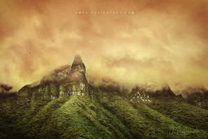 Corvus Peak by Miguel-Santos