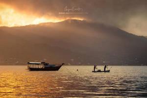 Lagoon life by Miguel-Santos