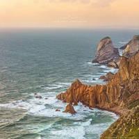 Cliffgazing by Miguel-Santos