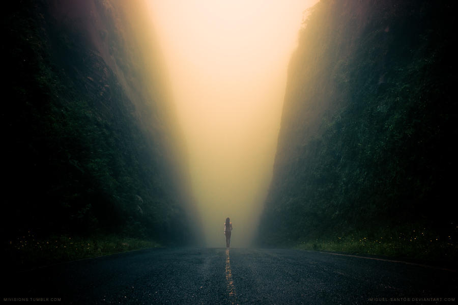 Lightness of Being by Miguel-Santos
