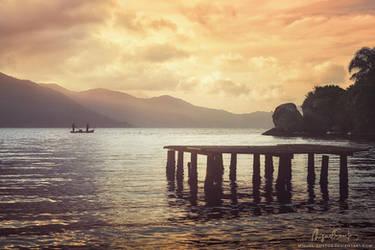 Lagoon Harmonies by Miguel-Santos