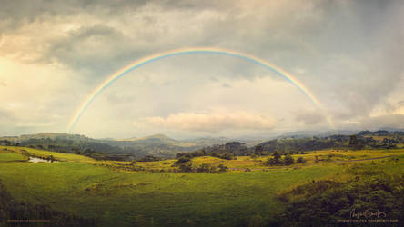 Rainbow Sublime by Miguel-Santos