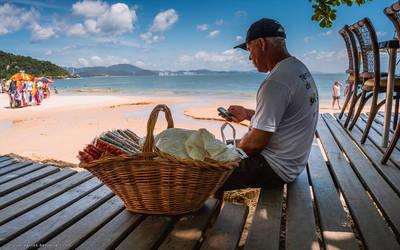 Connections - Beach Break by Miguel-Santos