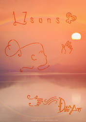 17 Suns - Happy Birthday DeviantArt by Miguel-Santos