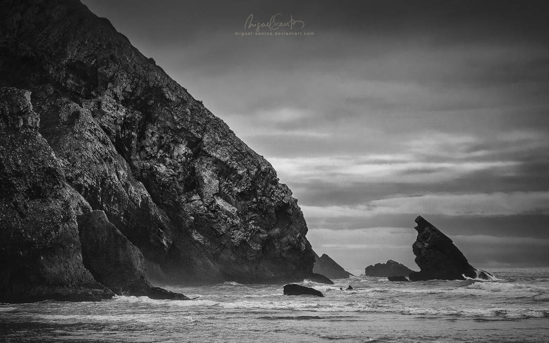 Shapes of the Ocean by Miguel-Santos