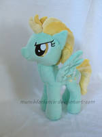 Lightning Dust Plush by munchforlunch