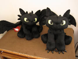 Toothless Comparison by munchforlunch