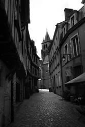 Rue de Laval by kerast
