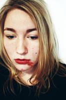 Unpromising red by merkero
