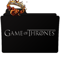 Game Of Thrones Folder Icon #5 by furqan01