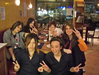 Birthday of a Friend by YinYangOkami
