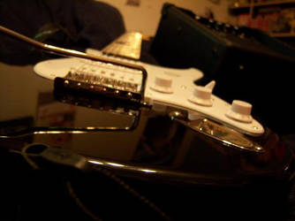 my guitar by YinYangOkami