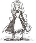 Marie by Kuroirozuki