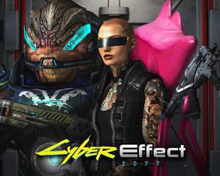 Cyber Effect 2077 by STan94